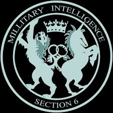Military Intelligence, Section 6 logo. [Image Source unknown]