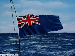 The Blue Ensign