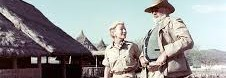 Ernest and Mary during the 1950s East African trip.