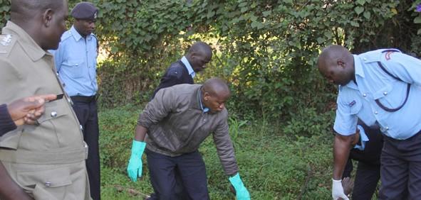 Eldoret West robber DN